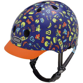 Nutcase Little Nutty Street Casco de bicicleta Niños, cool kid